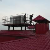 Монтаж вентиляції в Онкодиспансер м.Рівне