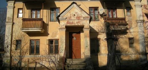 """Архітектура колишніх часів - """"Сталінка"""" та """"перехідник"""""""