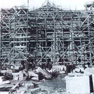 Історія відродження будівельної майстерності