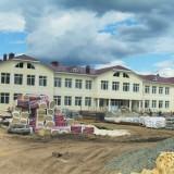 Процес будівництва в с.Мульчиці