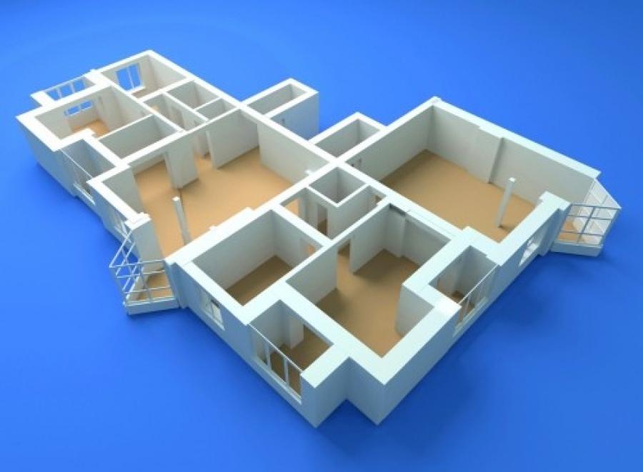 Законне перепланування квартири