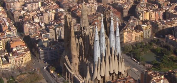 Храм Святого Семейства - Антонио Гауди
