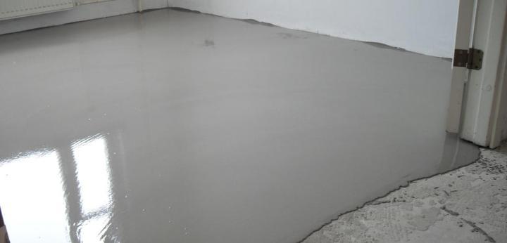 Наливні підлоги