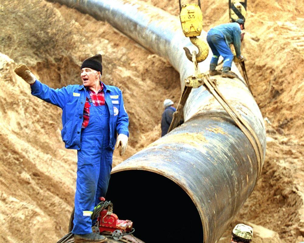 Газпром протянет газопровод в Крым из Краснодарского края