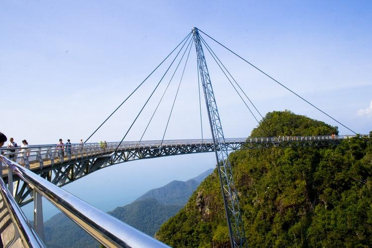 «Небесный» мост Малайзия